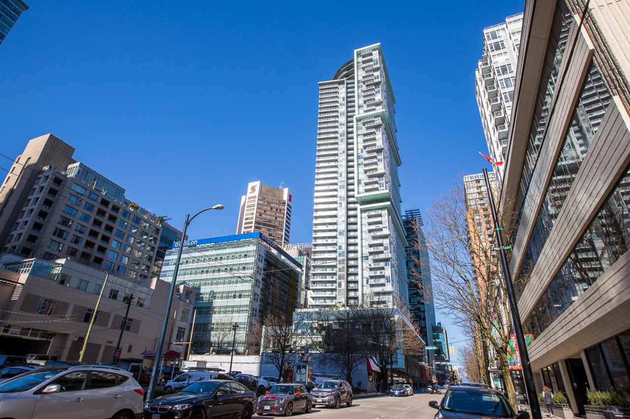 """Main Photo: 2306 777 RICHARDS Street in Vancouver: Downtown VW Condo for sale in """"TELUS GARDEN"""" (Vancouver West)  : MLS®# R2384368"""