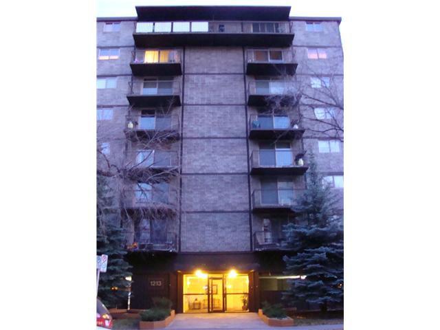 Main Photo: 506 1213 13 Avenue SW in CALGARY: Connaught Condo for sale (Calgary)  : MLS®# C3498274