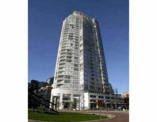 "Main Photo: 1901 1201 MARINASIDE Crescent in Vancouver: Yaletown Condo for sale in ""THE PENINSULA"" (Vancouver West)  : MLS®# V920406"