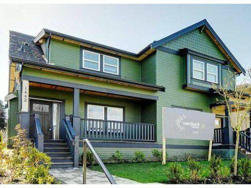 Main Photo: 3-Bedroom, 3-bath 1/2 Duplex For Sale in Cedar Cottage!
