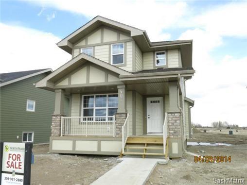 Main Photo: 407 Meadows Boulevard in Saskatoon: Rosewood Single Family Dwelling for sale (Saskatoon Area 01)  : MLS®# 489329