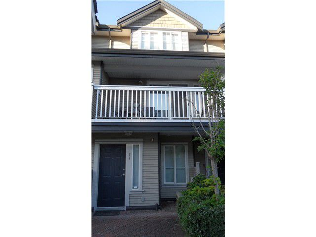 """Main Photo: 24 230 TENTH Street in New Westminster: Uptown NW Townhouse for sale in """"COBBLESTONE WALK"""" : MLS®# V1088973"""
