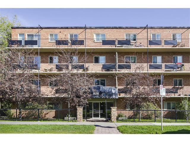 Main Photo: 808 ROYAL AV SW in Calgary: Lower Mount Royal Condo for sale : MLS®# C4030313