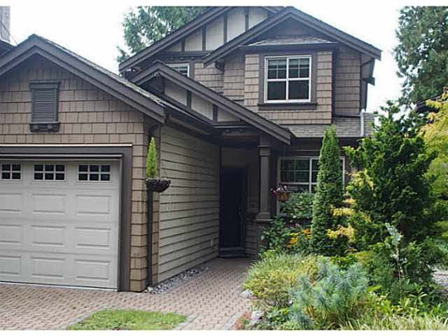 Main Photo: 1849 BURRILL Avenue in NORTH VANC: Lynn Valley House for sale (North Vancouver)  : MLS®# V1142493