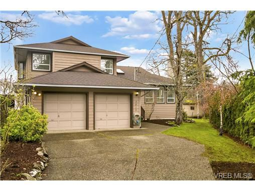 Main Photo: 3819 Synod Road in VICTORIA: SE Cedar Hill Single Family Detached for sale (Saanich East)  : MLS®# 361654