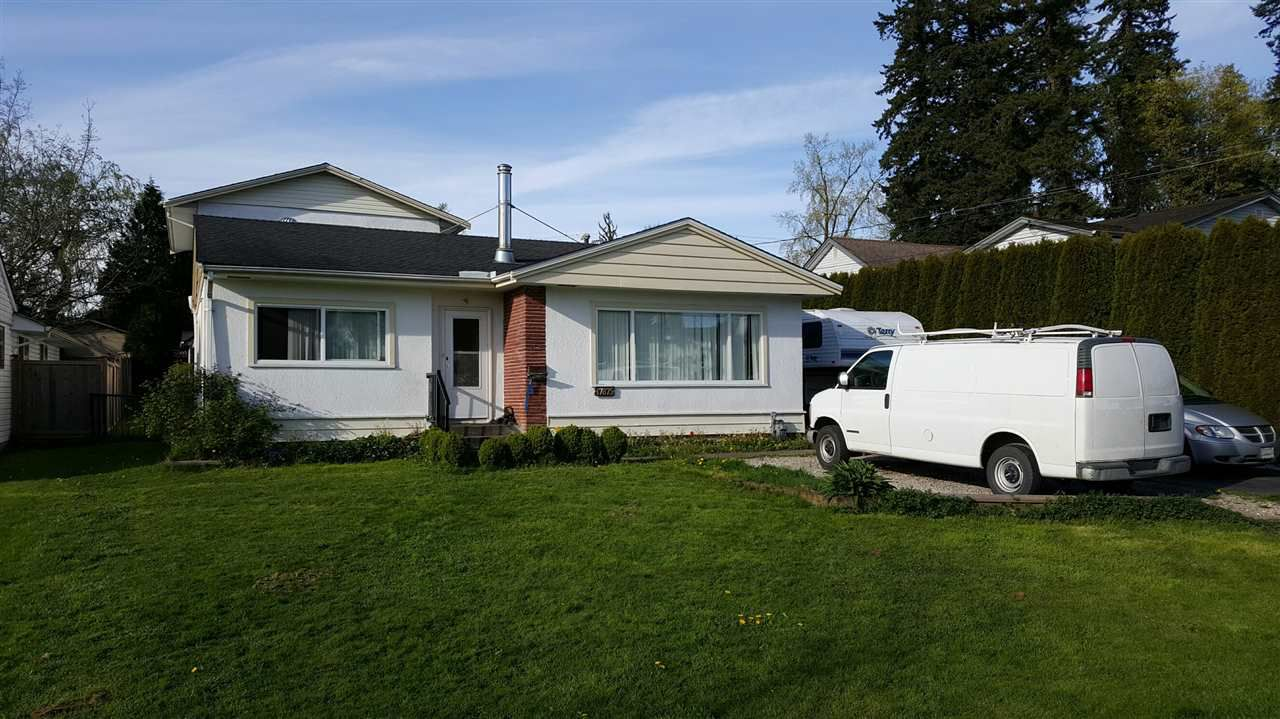 Main Photo: 17875 59A Avenue in Surrey: Cloverdale BC House for sale (Cloverdale)  : MLS®# R2054522
