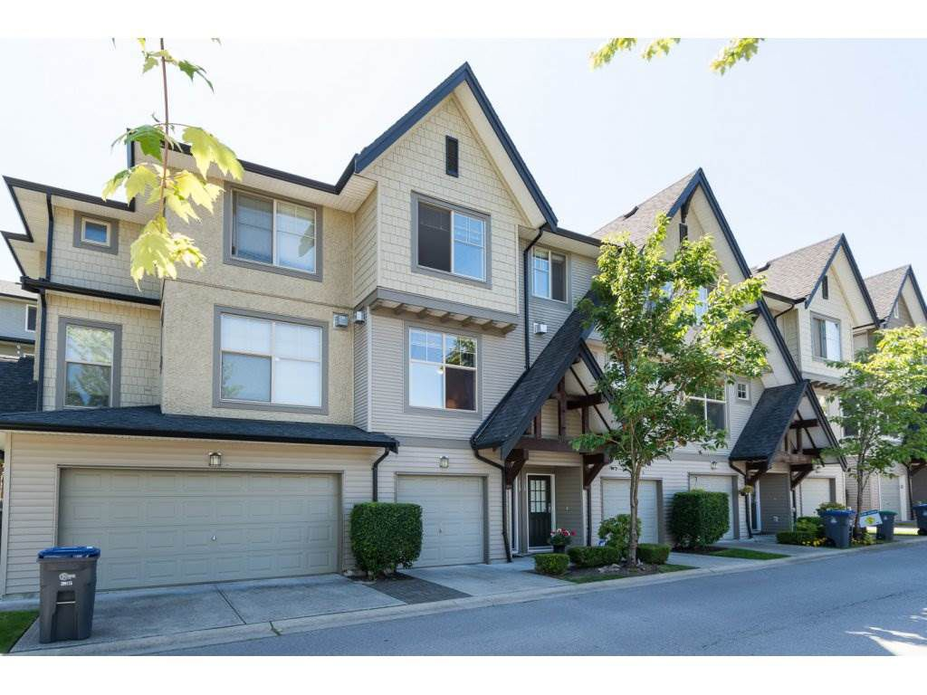 "Photo 1: Photos: 119 15152 62A Avenue in Surrey: Sullivan Station Townhouse for sale in ""UPLANDS"" : MLS®# R2095709"