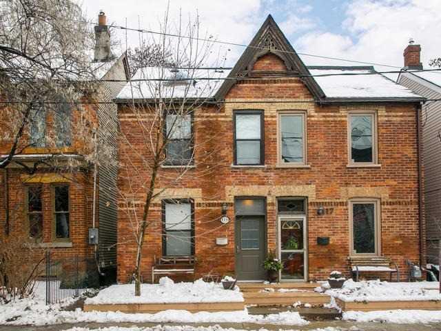 Main Photo: 119 Hamilton Street in Toronto: South Riverdale House (2 1/2 Storey) for sale (Toronto E01)  : MLS®# E3681765