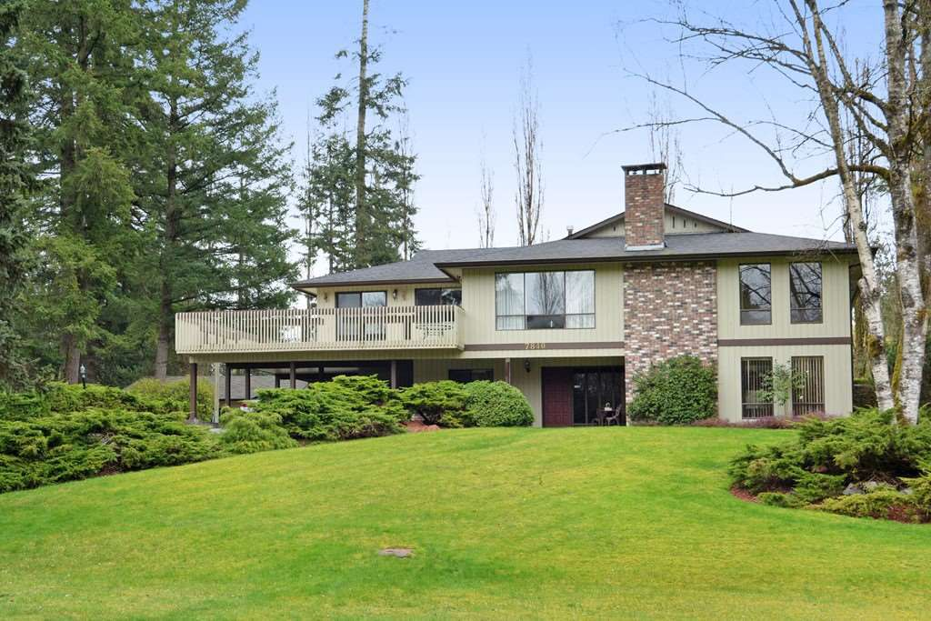 """Main Photo: 7840 227 Crescent in Langley: Fort Langley House for sale in """"FOREST KNOLLS"""" : MLS®# R2153173"""