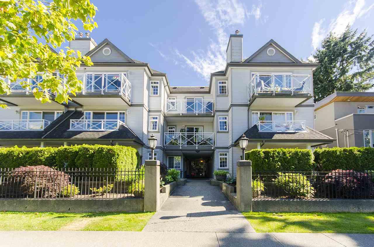 "Main Photo: 301 1868 E 11TH Avenue in Vancouver: Grandview VE Condo for sale in ""Cedar Cottage Estates"" (Vancouver East)  : MLS®# R2183890"