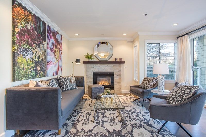 """Main Photo: 205 868 W 16TH Avenue in Vancouver: Cambie Condo for sale in """"Willow Springs"""" (Vancouver West)  : MLS®# R2246846"""