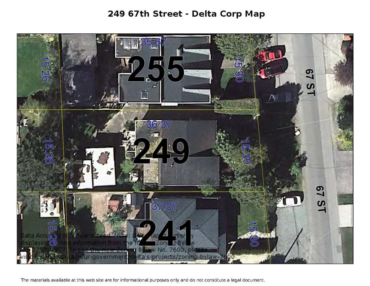 Main Photo: 249 67 Street in Delta: Boundary Beach House for sale (Tsawwassen)  : MLS®# R2269803