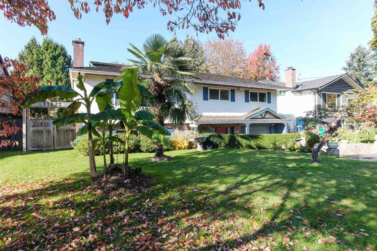 Main Photo: 11673 MORRIS Street in Maple Ridge: West Central House for sale : MLS®# R2316613