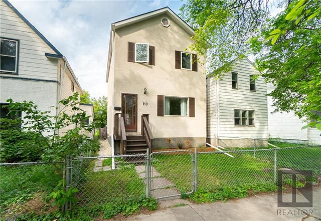 Main Photo: 119 Inkster Boulevard in Winnipeg: Scotia Heights Residential for sale (4D)  : MLS®# 1828975