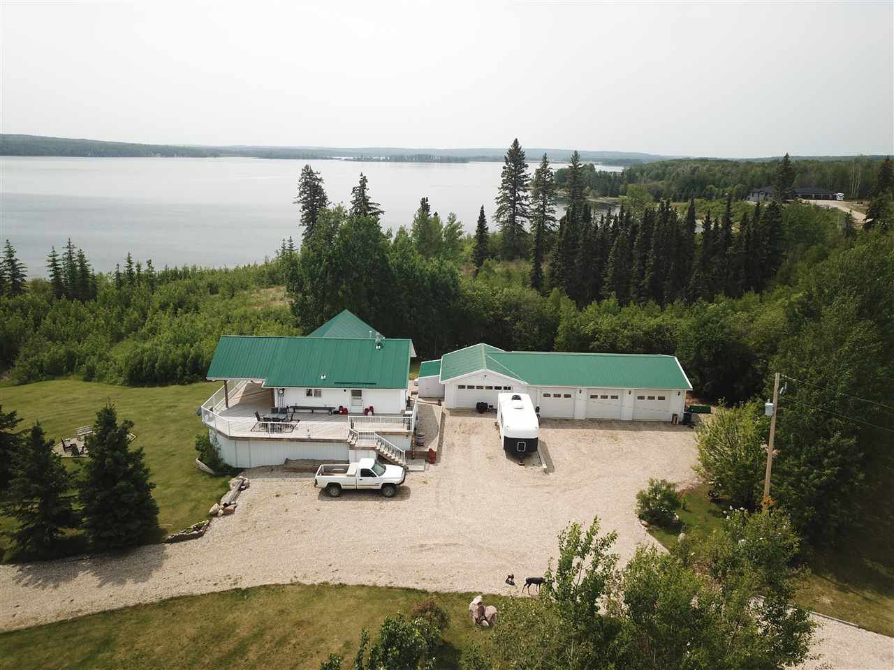 Main Photo: 6009 Highway 633: Rural Lac Ste. Anne County House for sale : MLS®# E4135311