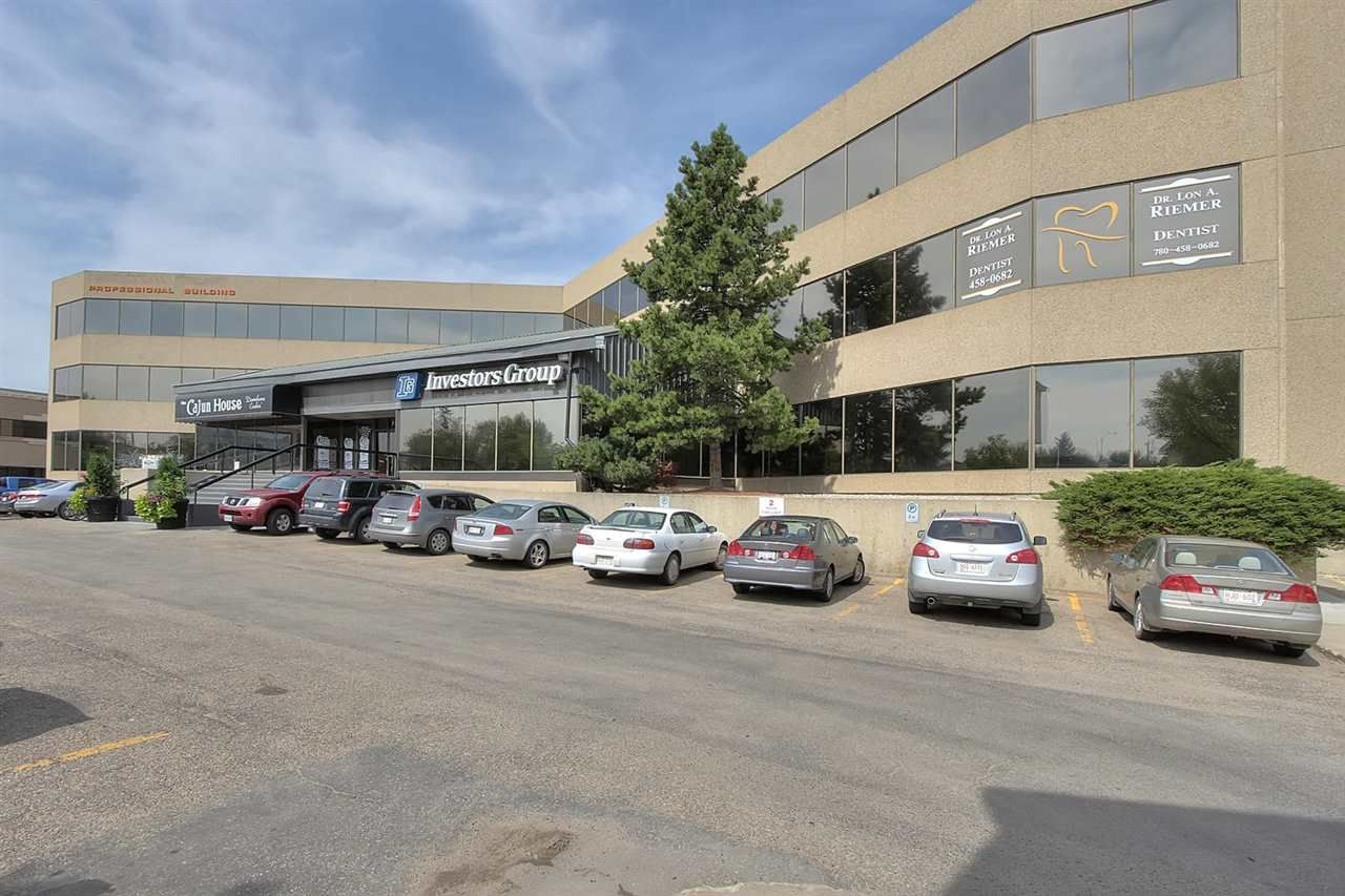 Main Photo: 314A 7 St. Anne Street: St. Albert Office for lease : MLS®# E4139990