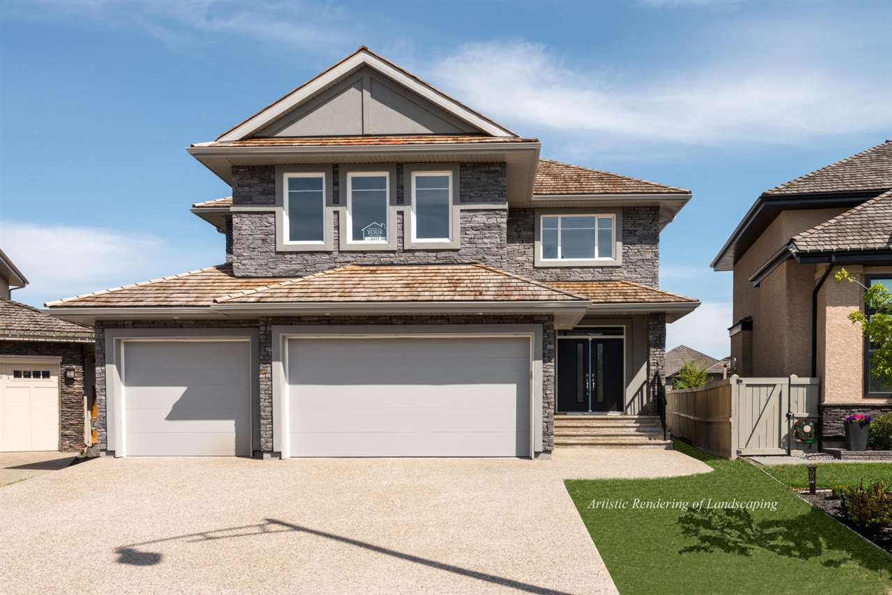 Main Photo: 4412 WESTCLIFF Close in Edmonton: Zone 56 House for sale : MLS®# E4143283