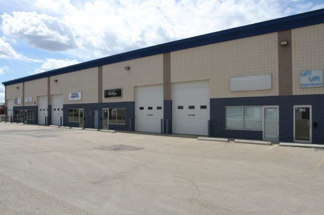 Main Photo: 195 6 Renault Crescent: St. Albert Industrial for lease : MLS®# E4143705
