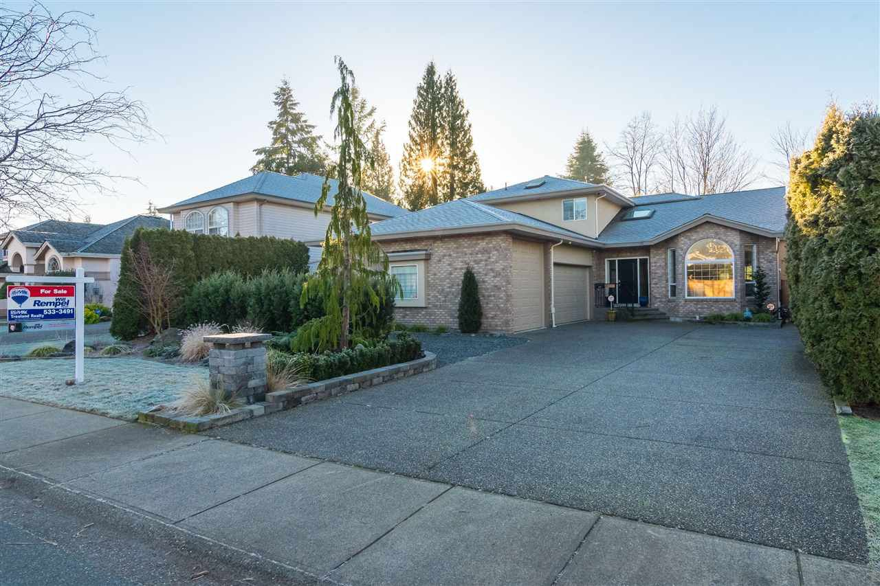 "Main Photo: 21010 44 Avenue in Langley: Brookswood Langley House for sale in ""Cedar Ridge"" : MLS®# R2340688"