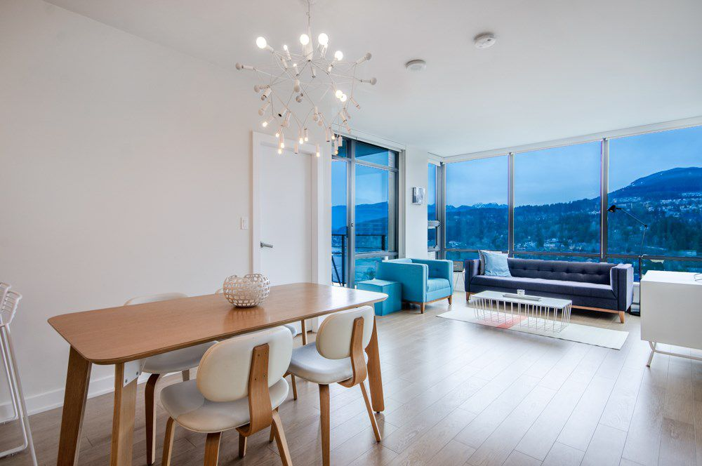 """Main Photo: 2404 301 CAPILANO Road in Port Moody: Port Moody Centre Condo for sale in """"The Residences"""" : MLS®# R2344788"""