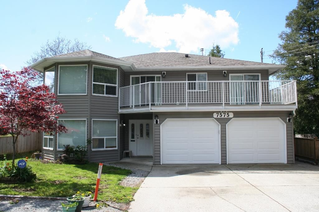 Main Photo: 7575 BIRCH Street in Mission: Mission BC House for sale : MLS®# R2361538