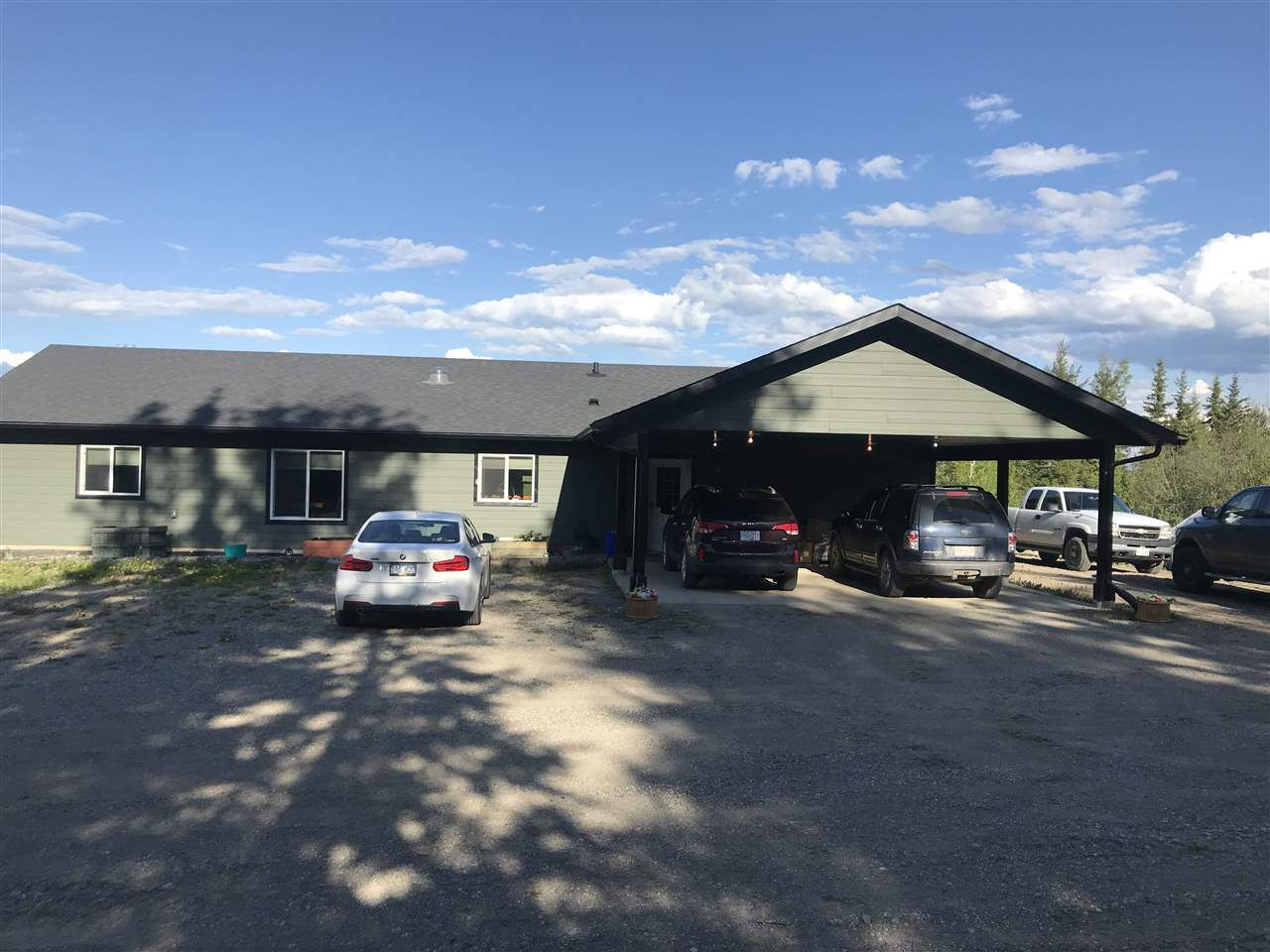 Main Photo: 19945 E MCBRIDE TIMBER Road: Upper Mud House for sale (PG Rural West (Zone 77))  : MLS®# R2373830
