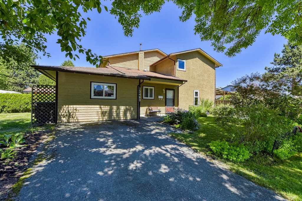 Main Photo: 13463 69 Avenue in Surrey: West Newton House 1/2 Duplex for sale : MLS®# R2379450