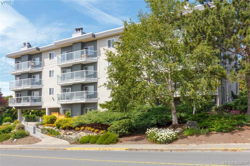 Main Photo: 302 976 Inverness Road in VICTORIA: SE Quadra Condo Apartment for sale (Saanich East)  : MLS®# 412836