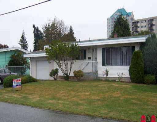 Main Photo: 2798 CENTENNIAL ST in Abbotsford: Abbotsford West House for sale : MLS®# F2522481