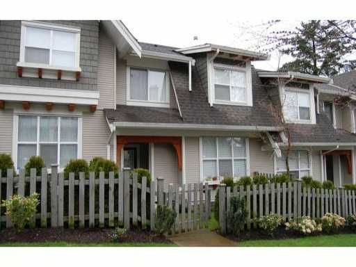 """Main Photo: 38 6736 SOUTHPOINT Drive in Burnaby: South Slope Townhouse for sale in """"SOUTHPOINTE"""" (Burnaby South)  : MLS®# V879753"""