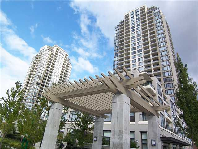 """Main Photo: 2302 7088 SALISBURY Avenue in Burnaby: Highgate Condo for sale in """"WEST"""" (Burnaby South)  : MLS®# V906437"""