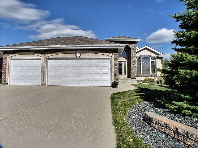Main Photo: 50 Woodstone Drive in Winnipeg: Pritchard Farm Residential for sale (North East Winnipeg)  : MLS®# 1218765