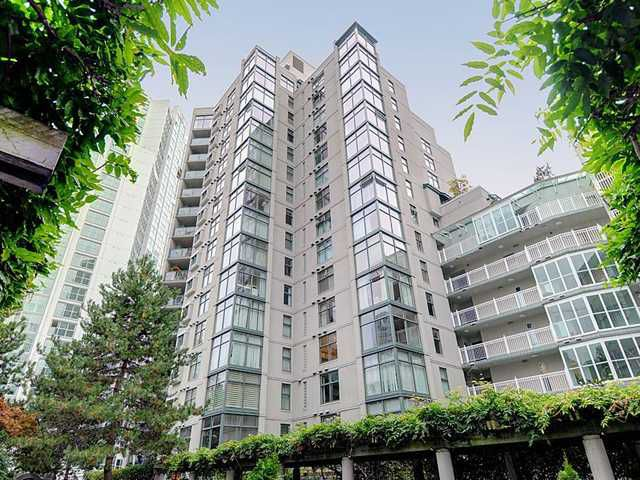 Main Photo: B405 1331 Homer Street in Vancouver: Yaletown Condo for sale (Vancouver West)  : MLS®# v977457