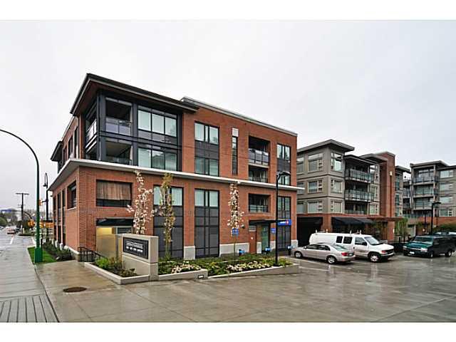 Main Photo: # 306 1673 LLOYD AV in North Vancouver: Pemberton NV Condo for sale : MLS®# V1001933