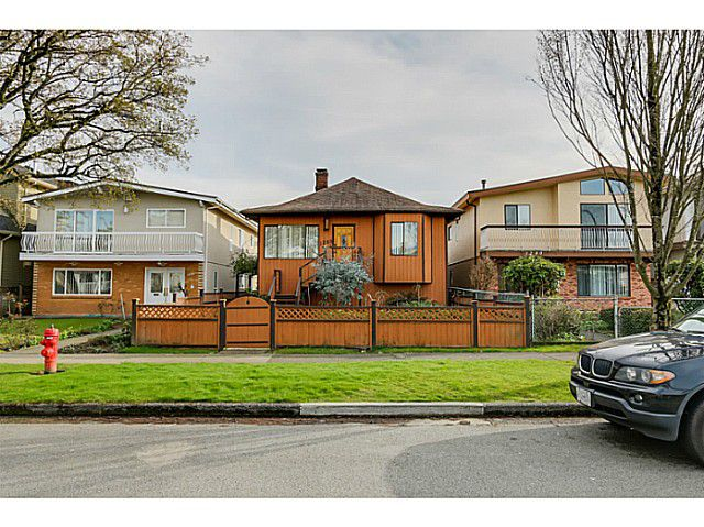"Main Photo: 1288 E 26TH Avenue in Vancouver: Knight House for sale in ""CEDAR COTTAGE"" (Vancouver East)  : MLS®# V1114314"