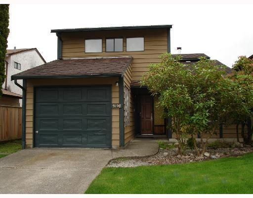 """Main Photo: 3198 TOBA Drive in Coquitlam: New Horizons House for sale in """"NEW HORIZONS"""" : MLS®# V1120727"""