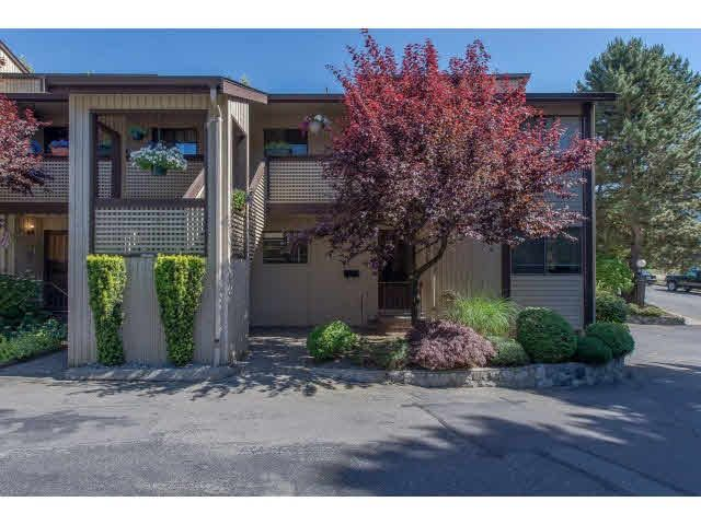 """Main Photo: 1 2962 NELSON Place in Abbotsford: Central Abbotsford Townhouse for sale in """"WILLBAND CREEK"""" : MLS®# F1443455"""
