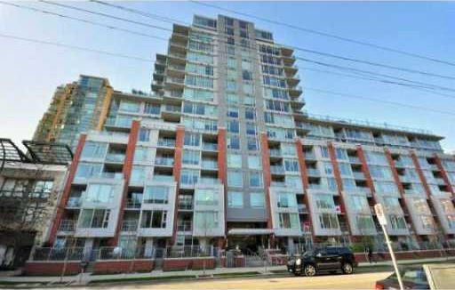 """Main Photo: 502 1133 HOMER Street in Vancouver: Yaletown Condo  in """"H&H"""" (Vancouver West)  : MLS®# R2005897"""