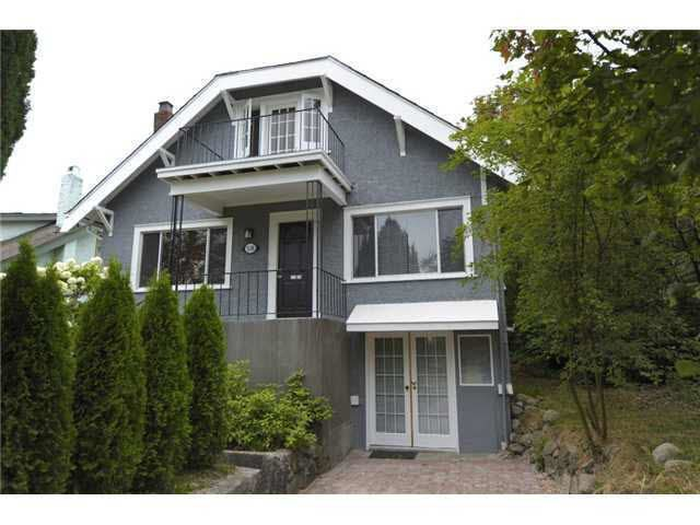 Main Photo: 3588 W KING EDWARD Avenue in Vancouver: Dunbar House for sale (Vancouver West)  : MLS®# R2023905