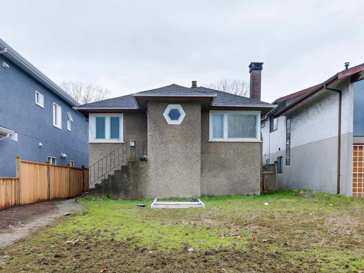 Main Photo: 2710 MCGILL Street in Vancouver: Hastings East House for sale (Vancouver East)  : MLS®# R2035003