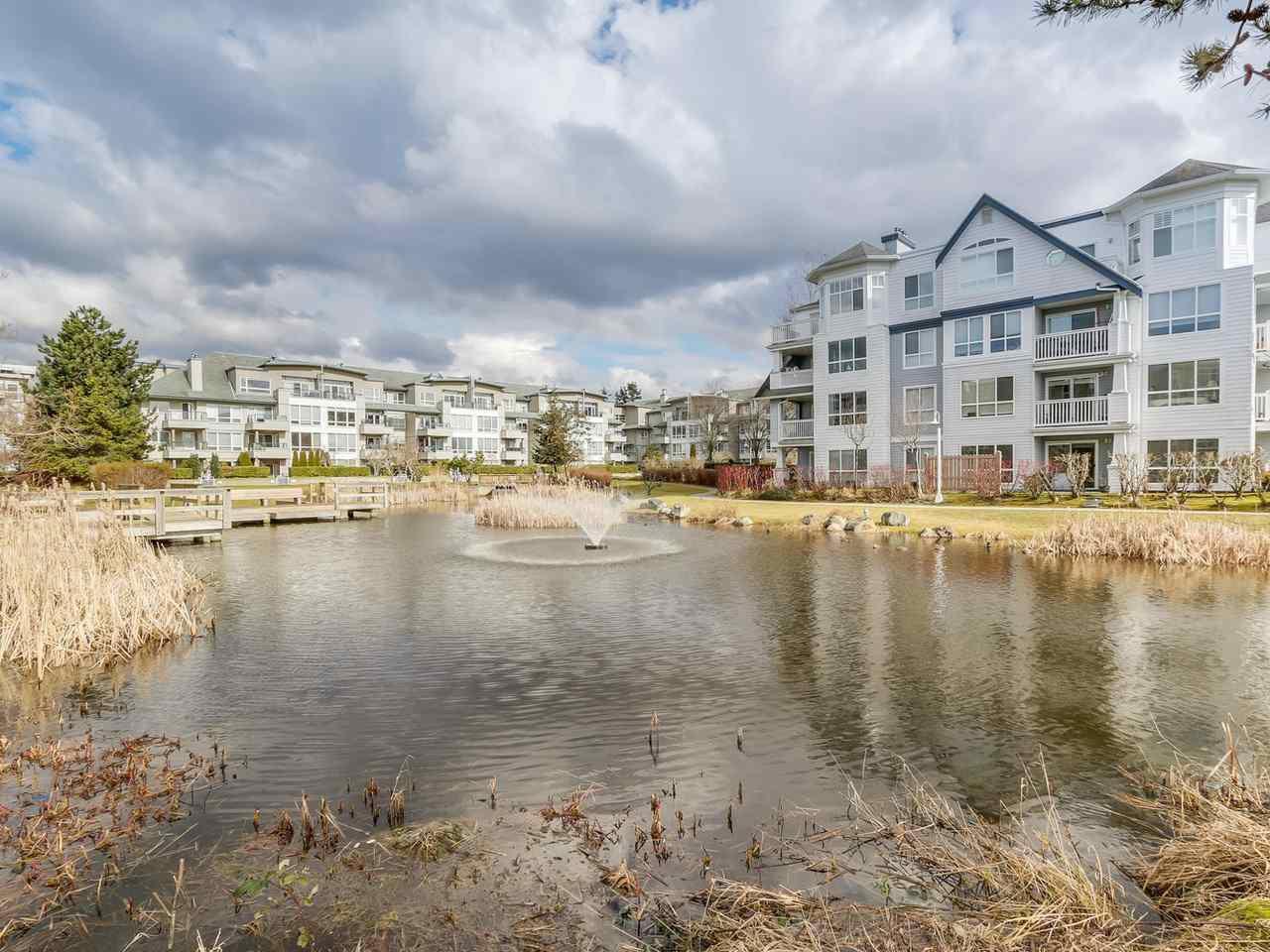 "Main Photo: 128 5800 ANDREWS Road in Richmond: Steveston South Condo for sale in ""THE VILLAS"" : MLS®# R2142147"
