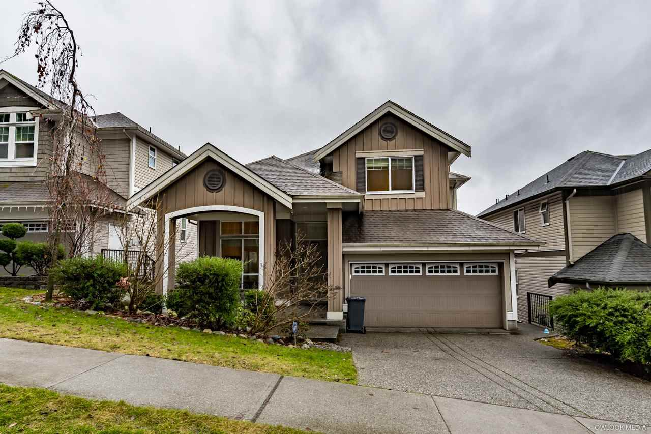 Main Photo: 3408 GALLOWAY Avenue in Coquitlam: Burke Mountain House for sale : MLS®# R2229405
