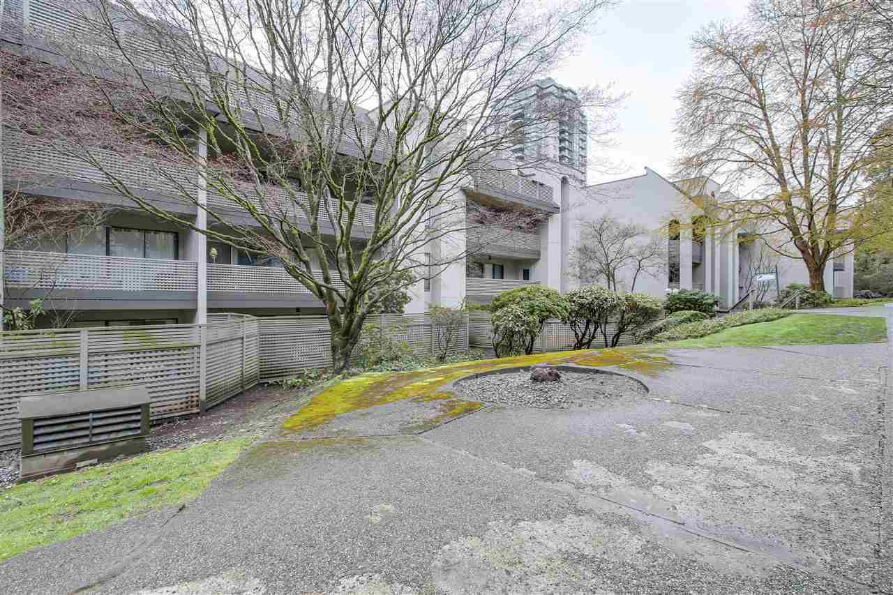 "Main Photo: 110 1955 WOODWAY Place in Burnaby: Brentwood Park Condo for sale in ""DOUGLAS VIEW"" (Burnaby North)  : MLS®# R2254495"