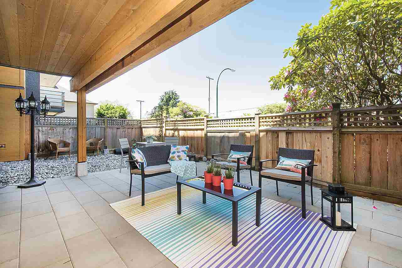 """Main Photo: 102 2336 WALL Street in Vancouver: Hastings Condo for sale in """"HARBOUR SHORES"""" (Vancouver East)  : MLS®# R2271901"""