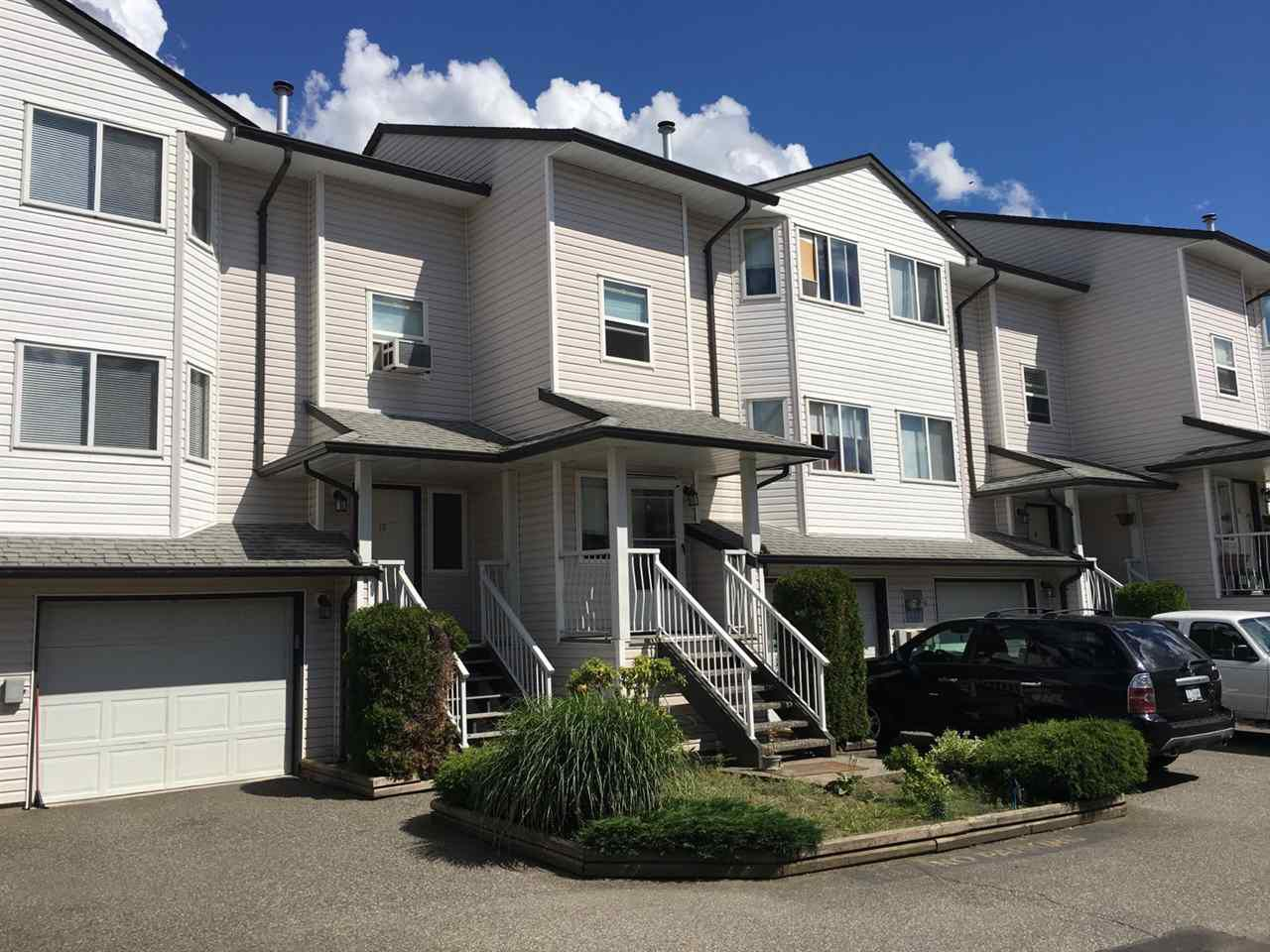"""Main Photo: 16 5950 VEDDER Road in Sardis: Vedder S Watson-Promontory Townhouse for sale in """"Grace Arbour"""" : MLS®# R2286758"""