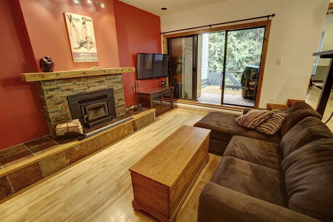 "Main Photo: C103 1400 ALTA LAKE Road in Whistler: Whistler Creek Condo for sale in ""TAMARISK"" : MLS®# R2322055"