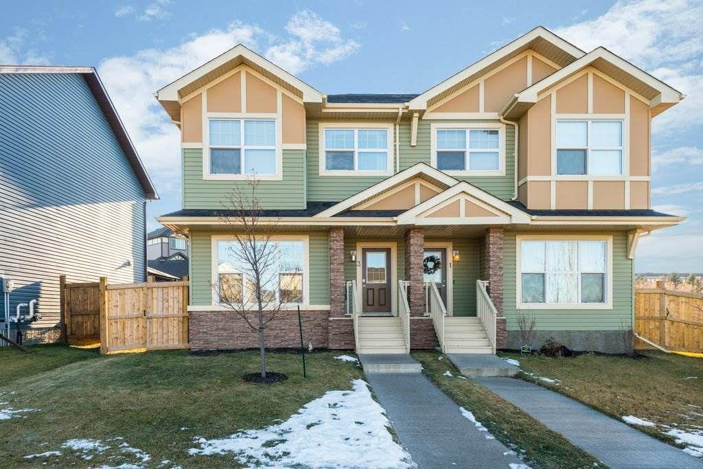 Main Photo: 3 ABBEY Road: Sherwood Park House Half Duplex for sale : MLS®# E4137133