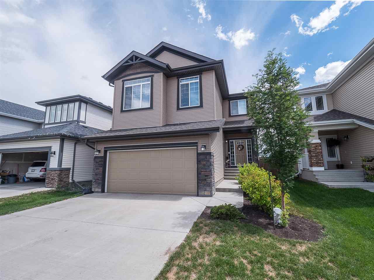 Main Photo: 17515 56 Street in Edmonton: Zone 03 House for sale : MLS®# E4144105