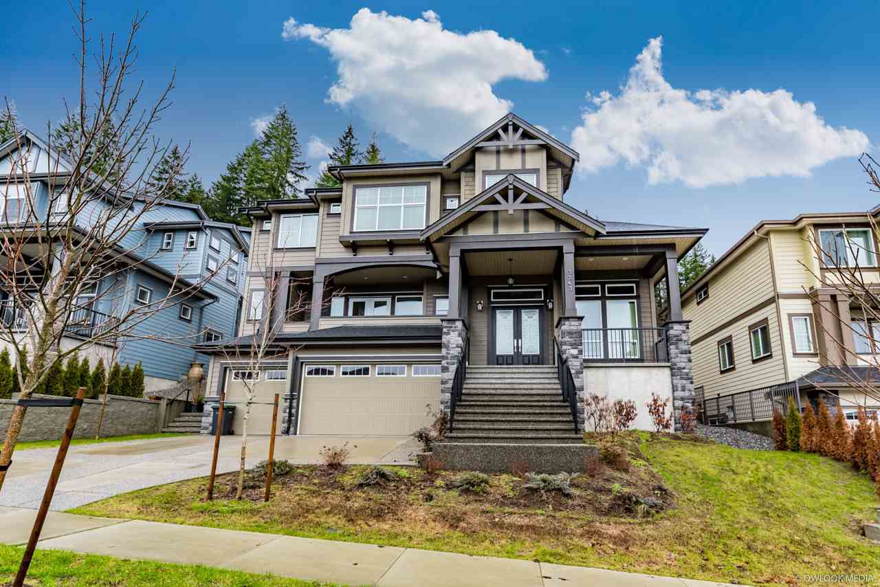 Main Photo: 3543 HARPER Road in Coquitlam: Burke Mountain House for sale : MLS®# R2359783