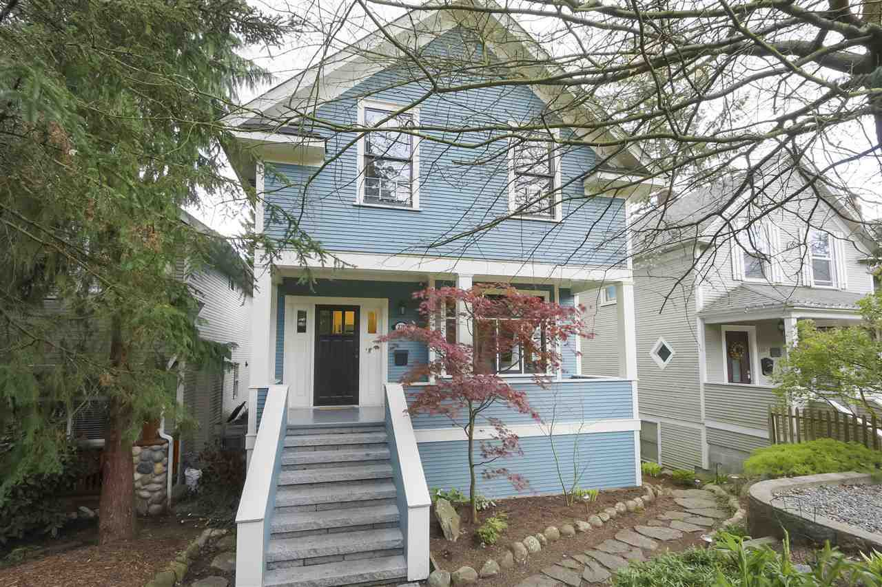 Main Photo: 231 E 29TH Street in North Vancouver: Upper Lonsdale House for sale : MLS®# R2364382